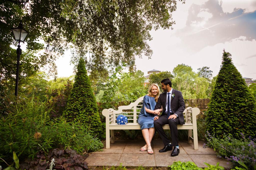 Suzy & Chat – Bingham Hotel Wedding